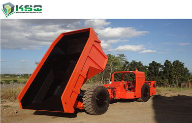 10 / 12 Ton Low Profile Dump Truck