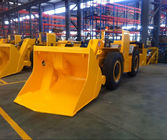 RL - 3 Load Haul Dump Machine , Yellow load haul trailers For Roadway / Railway
