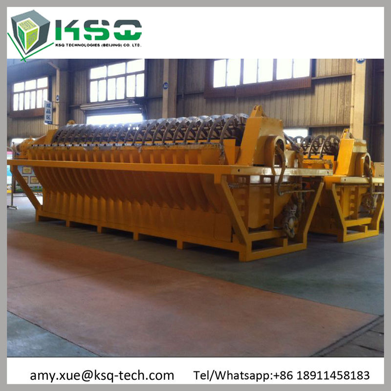 Beneficiation and Dewatering Machine Ceramic Vacuum Filter High vacuum degree