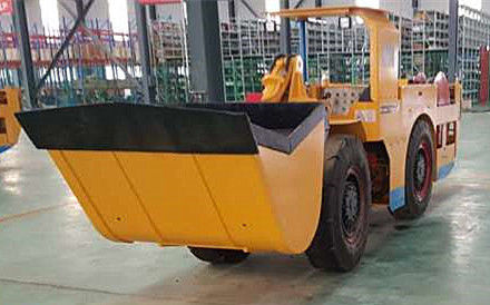 0.6m3 Load Haul Dump Machine for Small Scale Underground Mining Projects
