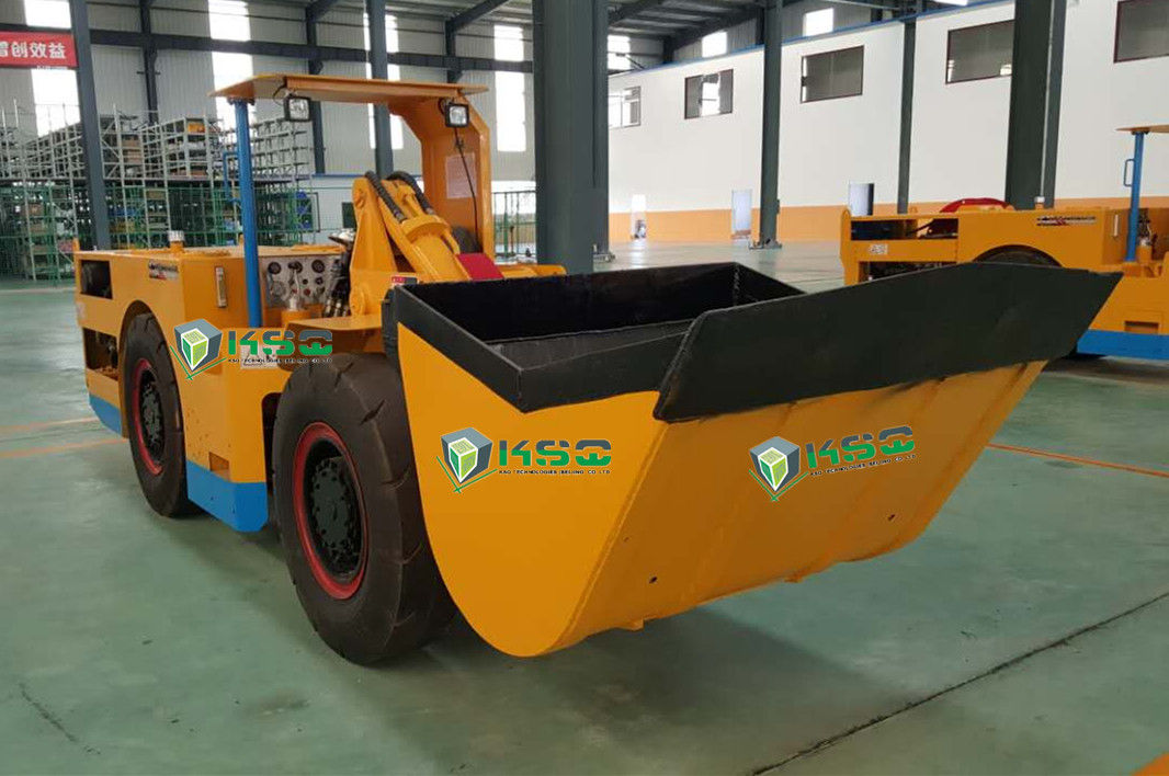 CE Small Tunnel lhd load haul dump Roadway Railway Tunneling