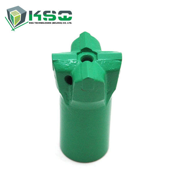 Thread R25 R28 R32 Cross Bits Tungsten Carbide Rock Drill Bits
