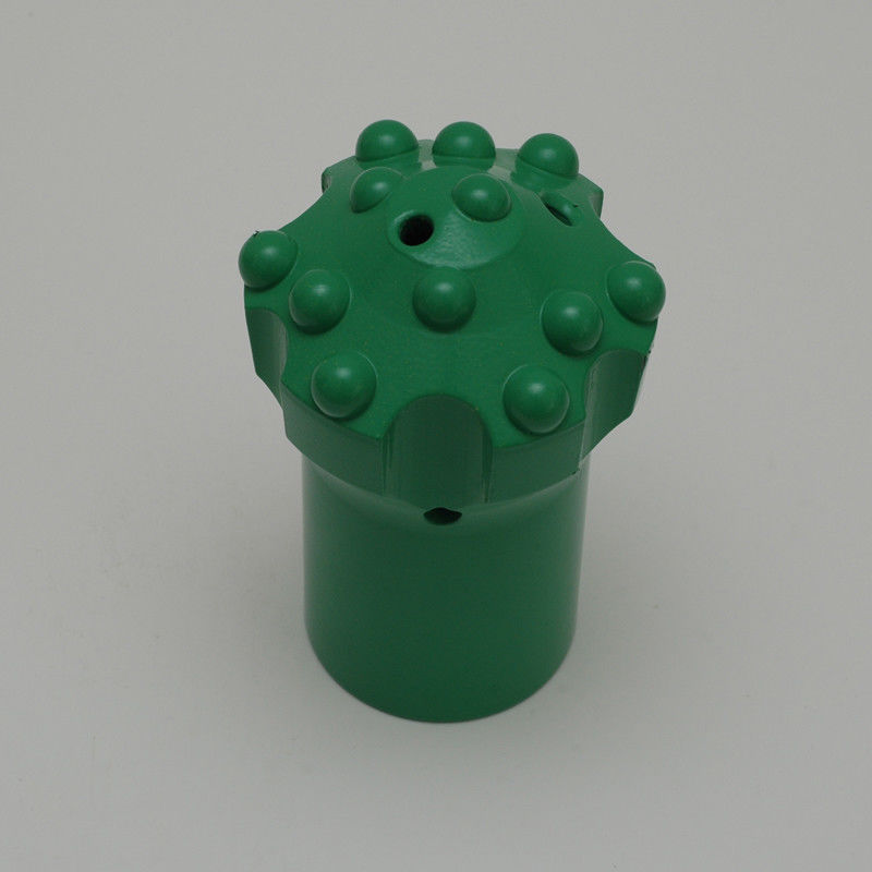 T38 T45 T51 Dome Reamer Drill Bit For Mining / Construction , Tungsten Carbide Forging