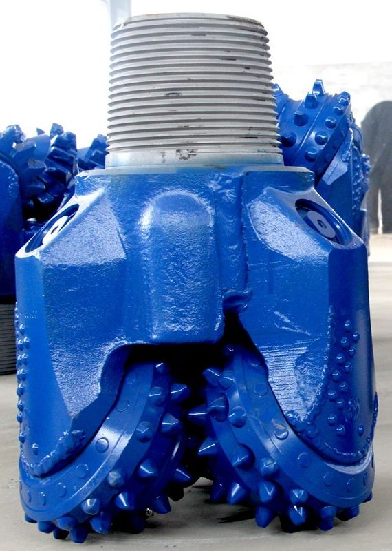 IADC437 TCI Tricone Rock Roller Bit For Water Well Geothermal Drilling