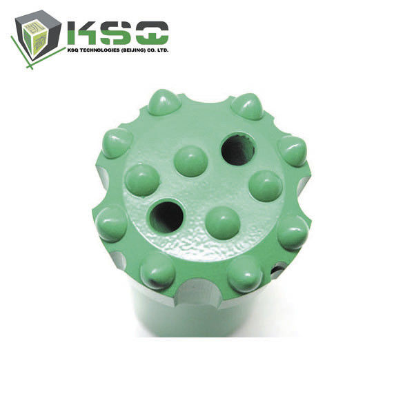 110mm 115mm ST68 Button Drill Bit Threaded Drill Bit For Quarry