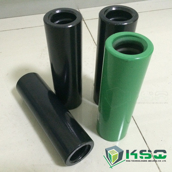 Alloy Steel Bar Rock Drilling R32 R38 T38 T45 T51 Coupling Sleeves