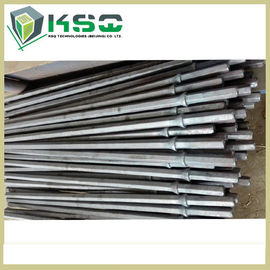 China Small Hole Diameter Drill Extension Rod Tapered Drill Rod For Blast usine